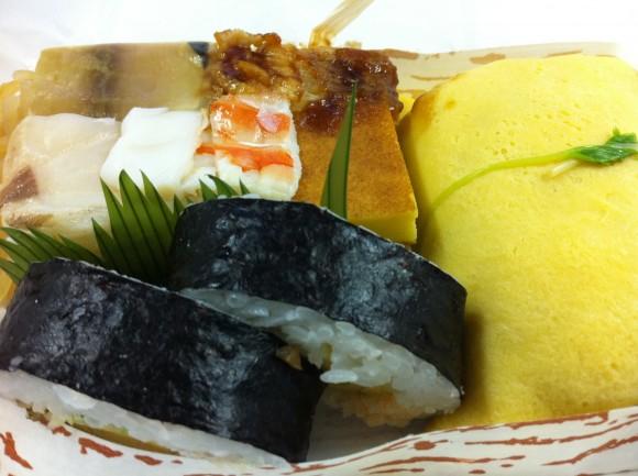 大阪寿司「八竹 明治神宮前店 (はちく)」寿司詰め合わせ