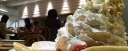 エッグスンシングス原宿のパンケーキ