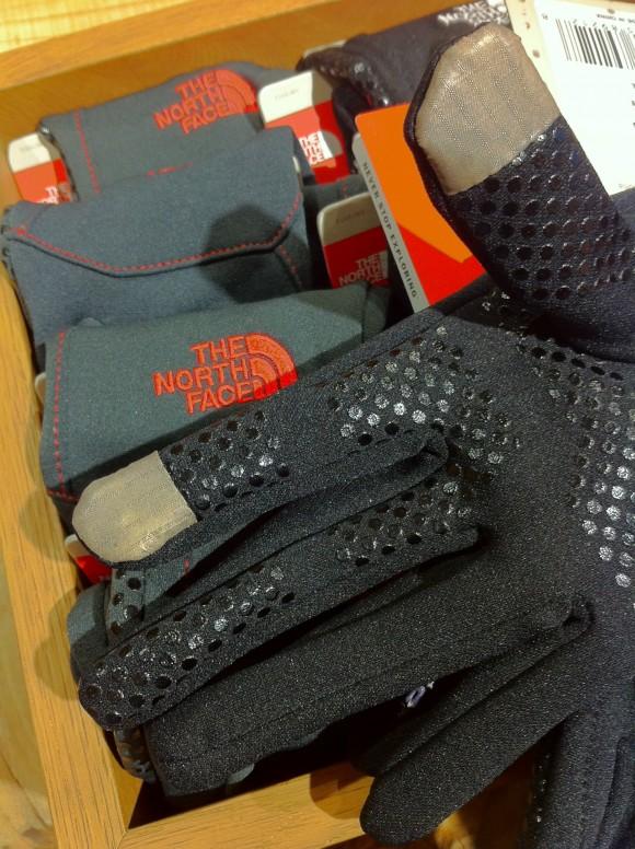 ノースフェイスのEtip (イー・チップ)Glove