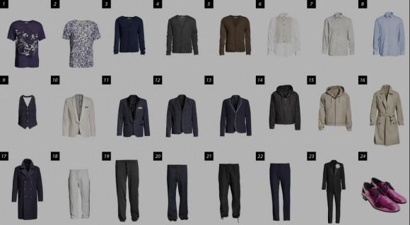 Lanvin for H&M (メンズアイテム) - 2010-11AW - ルックブック - コレクション - 2010年11月02日 - Fashionsnap.com [ファッションスナップ・ドットコム]