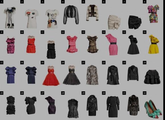 Lanvin for H&M (レディースアイテム) - 2010-11AW - ルックブック - コレクション - 2010年11月02日 - Fashionsnap.com [ファッションスナップ・ドットコム]