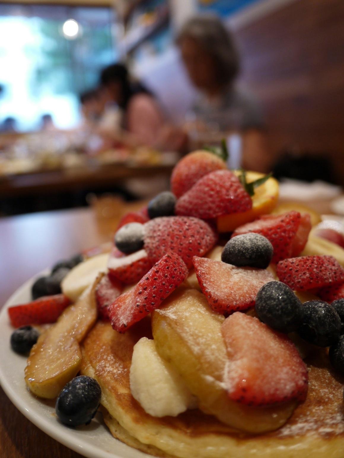 カイラ・オリジナルパンケーキ