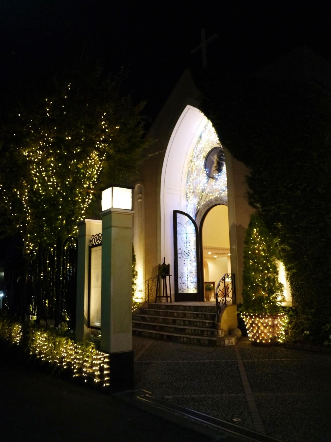 青山ル・アンジェ教会