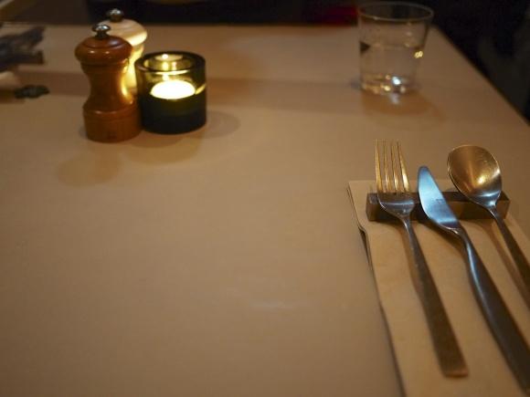 billsのテーブル