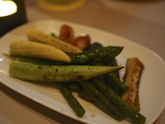 billsの野菜炒め