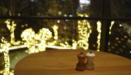 bills表参道のクリスマス・ディナー