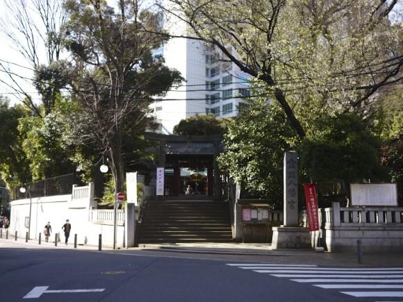 渋谷金王神社