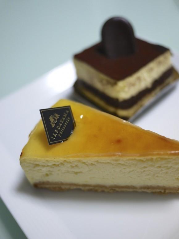 イケダヤマの濃厚チーズケーキ