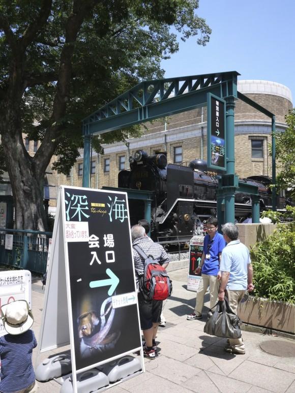 上野国立科学博物館