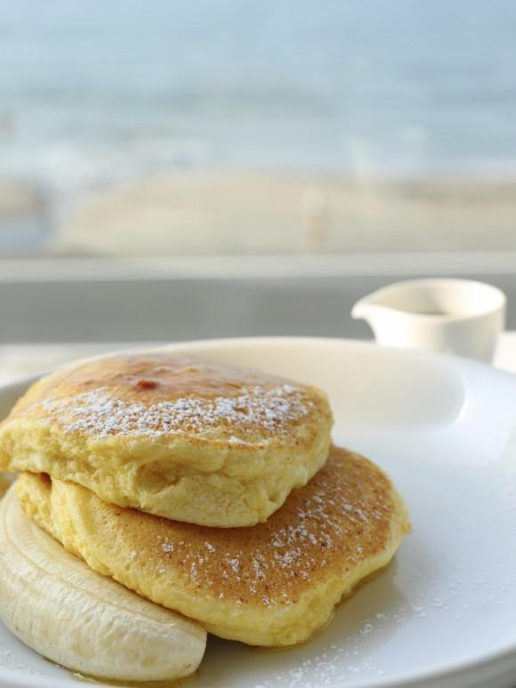 bills七里ヶ浜でリコッタパンケーキ