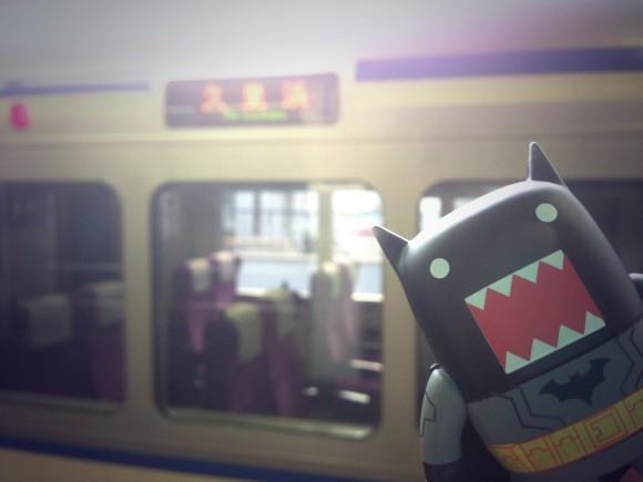 戸塚で横須賀線へ乗り換え