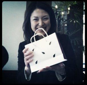 ペパボ創業者家入(@hbkr)さんが「チョコくれ」した所35人からチョコgetに成功!!