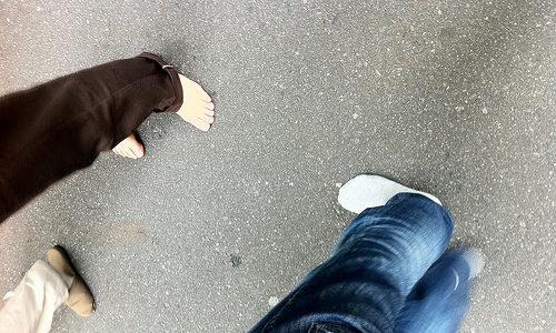 地震、都内原宿・表参道も震度5