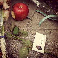 りんご@アップルストア渋谷