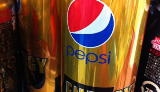 pepsiからレッドブル対抗のエナジーコーラが発売開始!
