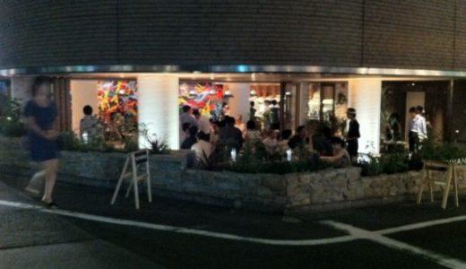 神南に大型のお洒落カフェ&ダイナー「JINNAN CAFE」がオープン