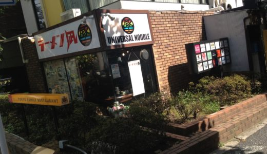 渋谷ラーメン凪の味が好み