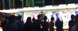 荒木飛呂彦『岸辺露伴 GUCCIへ行く』原画展@GUCCI新宿店