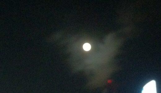 2011年12月10日皆既月食の時間と方角(写真を追加)