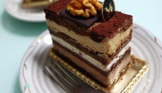 ミッシェル・ショーダンでチョコケーキ尽くし
