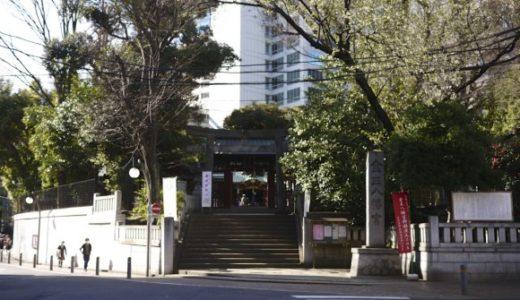 渋谷金王神社で天然記念物「金王桜」が満開に。一重と八重が混ざる珍しい桜とは?!