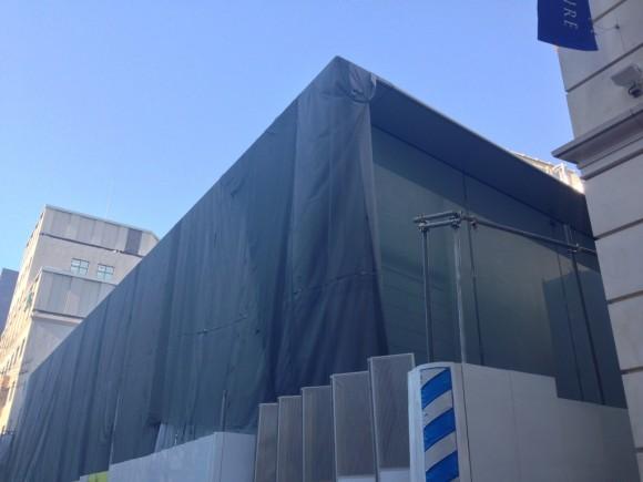 AppleStore表参道の外観