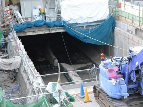 渋谷川の暗渠