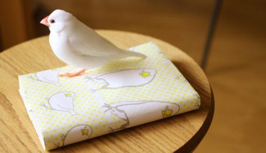 渋谷PARCOに「約100人のブックカバー展」がやってくる!文鳥ブックカバーはマストでしょう!