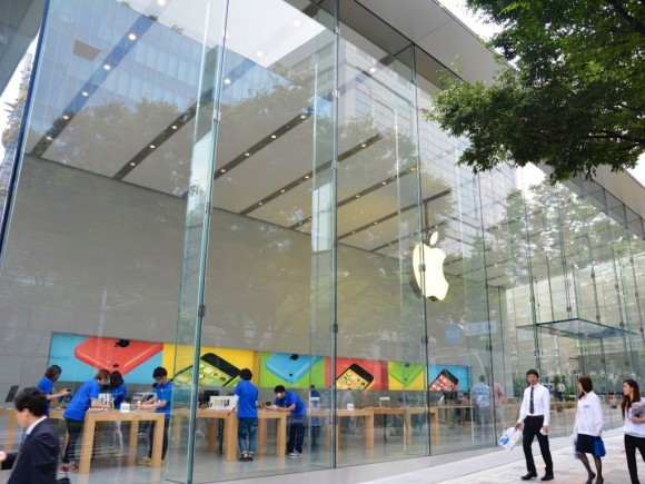 AppleStore表参道