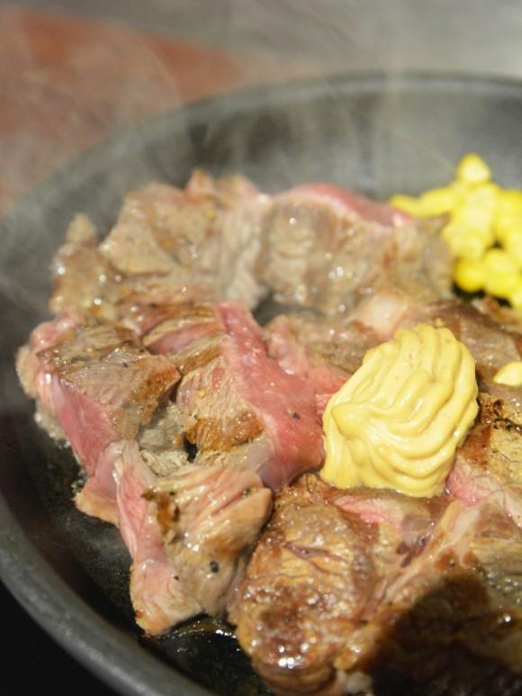 いきなりステーキの300gステーキ